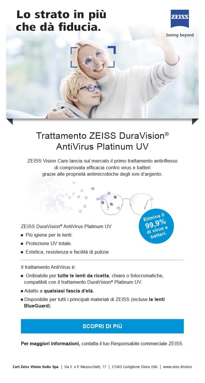 Lenti ZEISS Antivirus